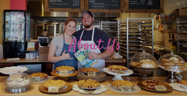 Maui Pie Owners Ryan and Kellee Houghtaling